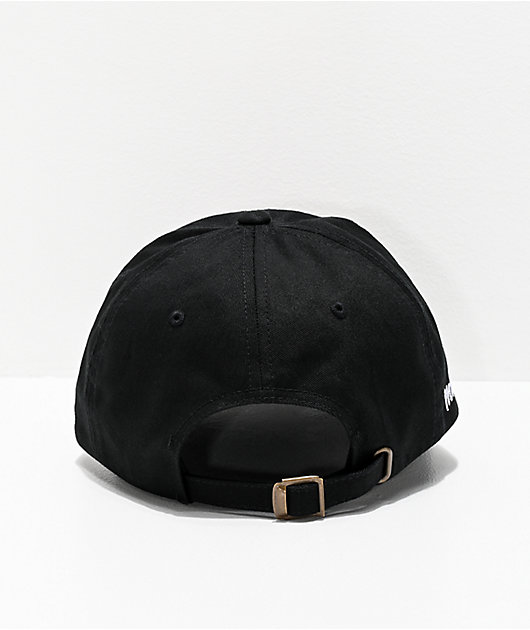 Married To The Mob Bitch In A Box Black Strapback Hat