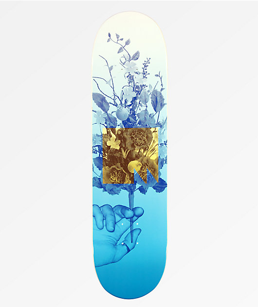 Meridian Skateboards In Bloom 8.25