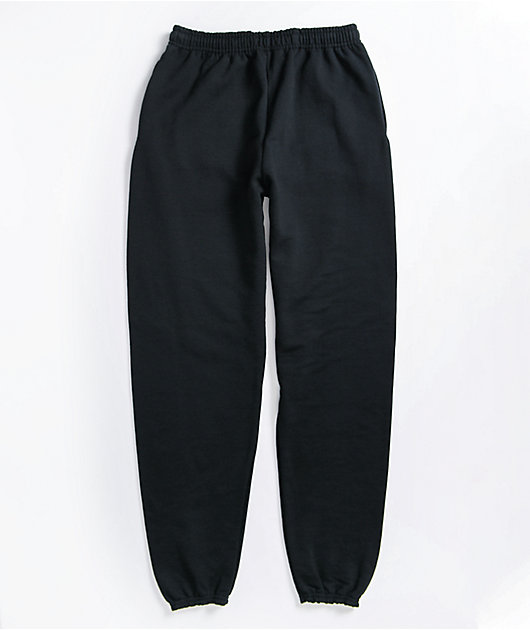 Misery Worldwide Triple RIP Black Sweatpants