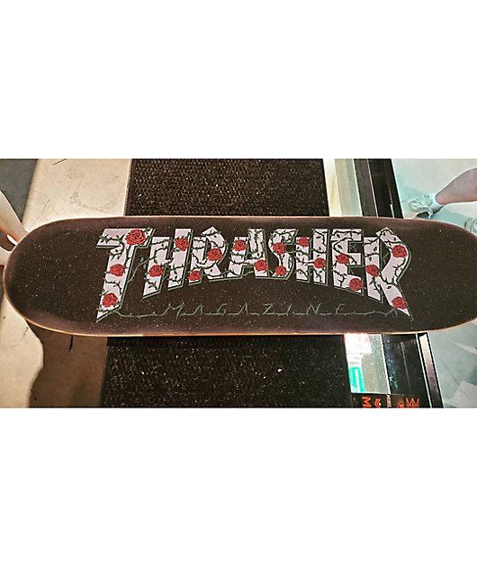 Mob Grip x Thrasher Roses Grip Tape