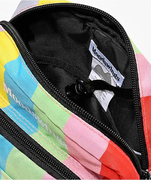 Moodswings Broadcast Multicolored Shoulder Bag