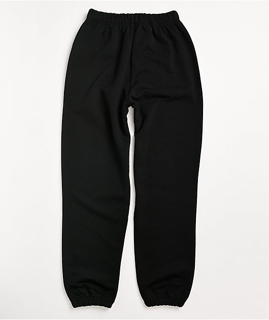 NEW girl ORDER Butterfly Charcoal Sweatpants