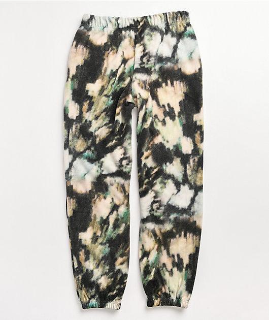 NEW girl ORDER Mottled Fleece Sweatpants