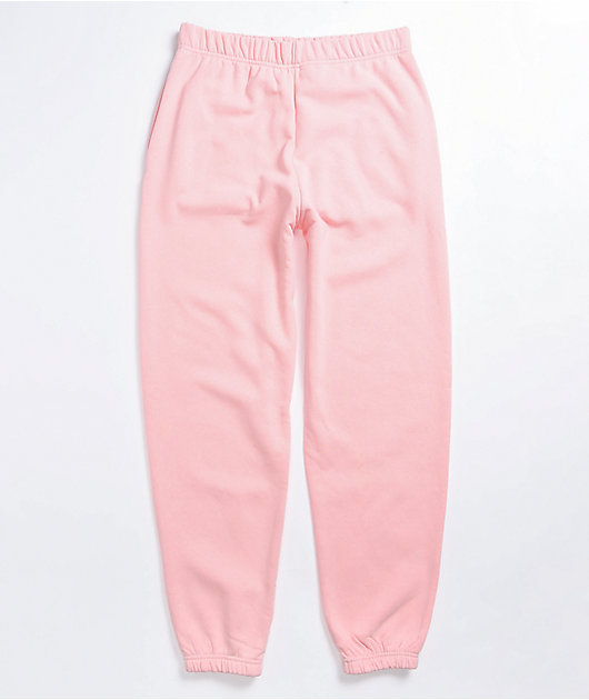 NEW girl ORDER Move Your Body Pink Sweatpants
