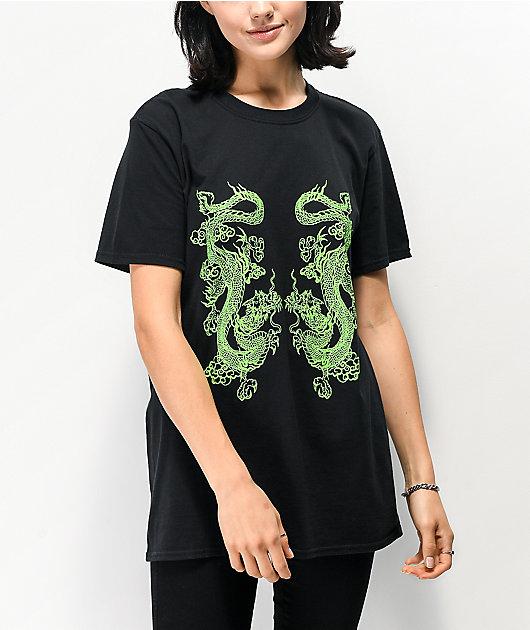 NGOrder Double Dragon Black T-Shirt