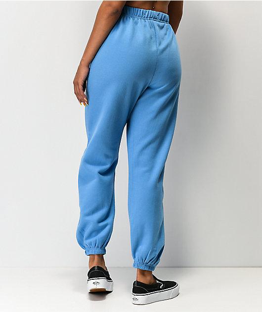 NGOrder Flame Blue & Pink Jogger Sweatpants