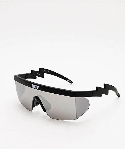Neff Brodie Single Lens Black Sunglasses
