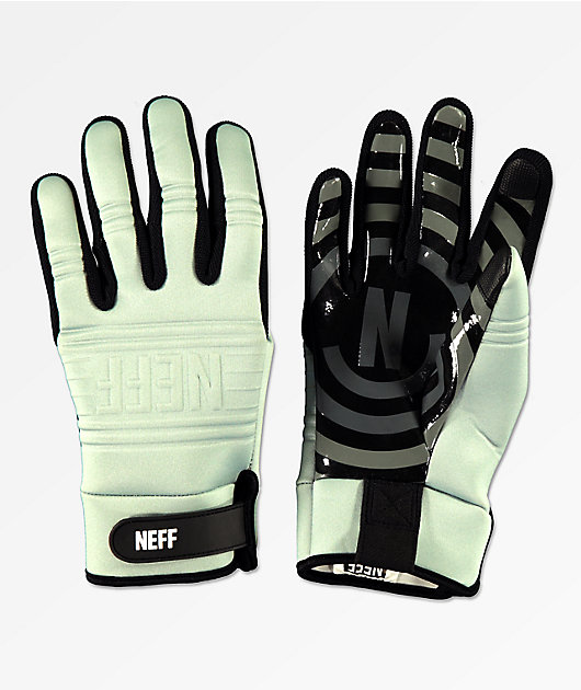 Neff Daily Silver Pipe Snowboard Gloves