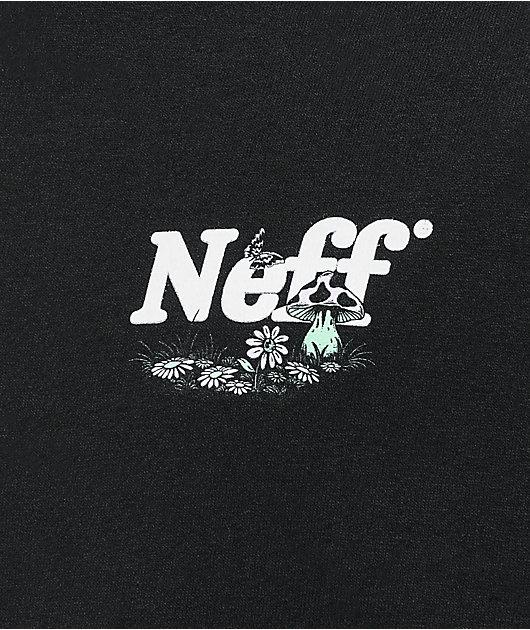 Neff Nature Trip Black T-Shirt