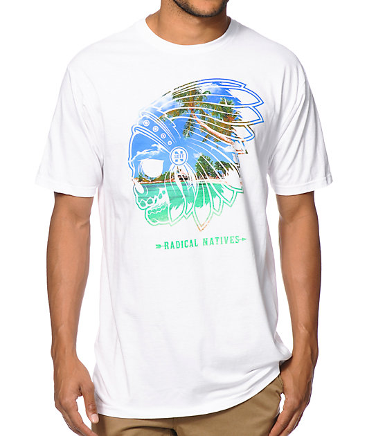 Neff Radical Natives T-Shirt
