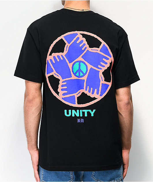 Never Made Unity 2 camiseta negra
