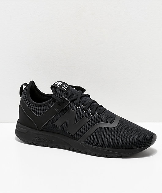 New Balance Lifestyle 247 Deconstructed Black Shoes