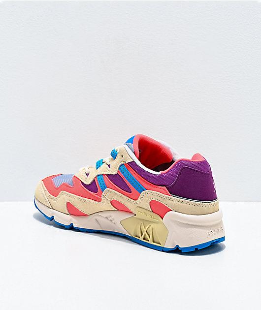New Balance Lifestyle 850 Bone & Tahiti Pink Shoes