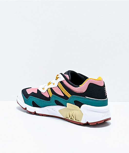 New Balance Lifestyle 850 Faded Cedar & Mirage Green Shoes