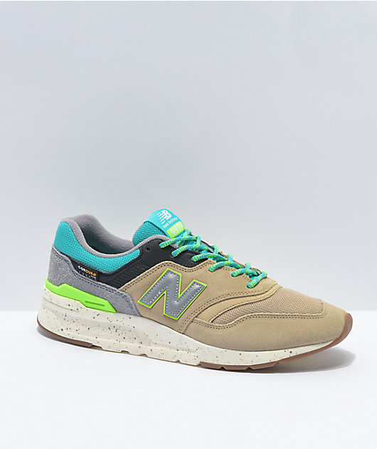 New Balance Lifestyle 997H Incense & Tidepool Shoes