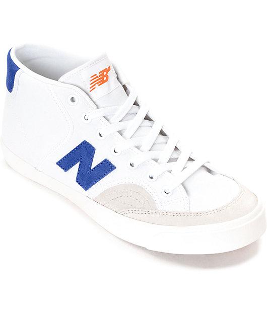 New Balance Numeric 213 Pro Court White
