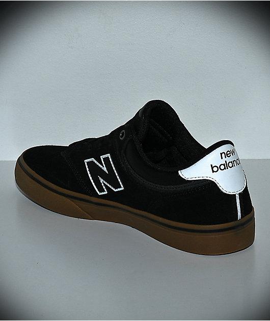 New Balance Numeric 255 Black \u0026 Gum