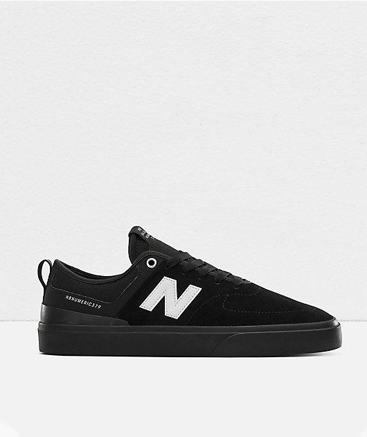 New Balance Numeric 379 Black Skate Shoes