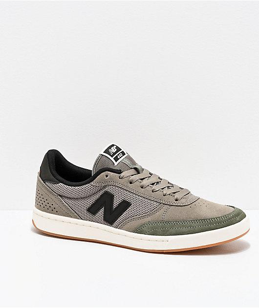 New Balance Numeric 440 Olive \u0026 Black