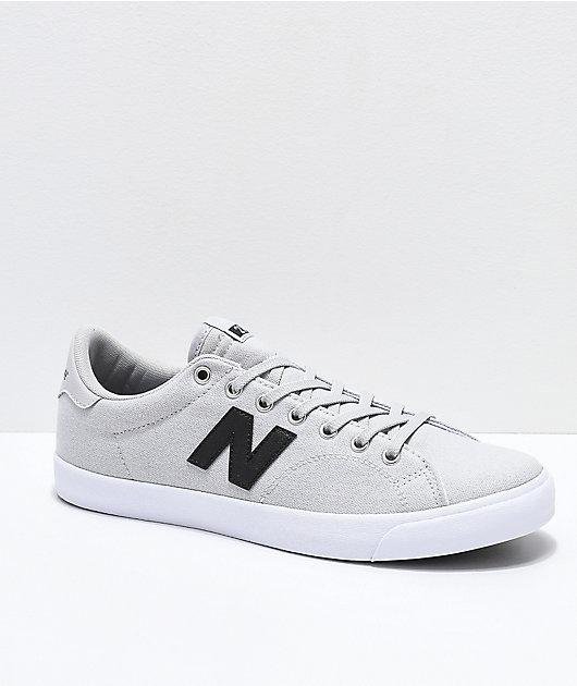210 Grey, Black White Skate Shoes | Zumiez