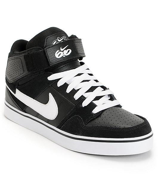Nike 6.0 Air Mogan Mid 2 SE Black