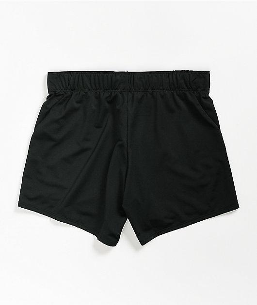 Nike Dri-FIT Black Shorts