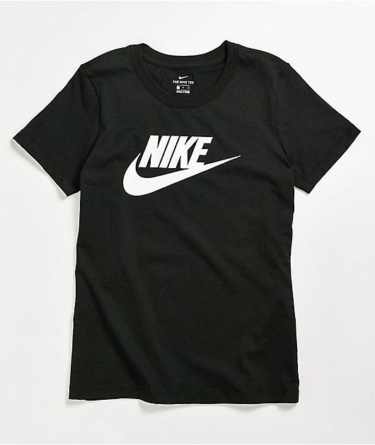 Nike Essential camiseta negra