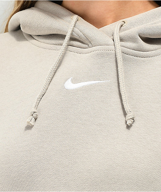 Nike Essentials Cream Hoodie