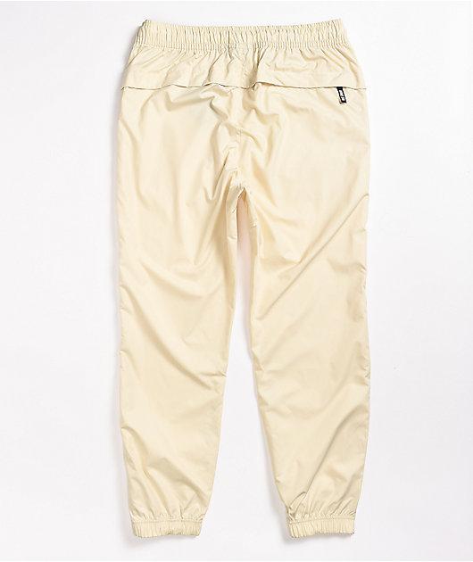 Nike Fossil & Black Track Pants