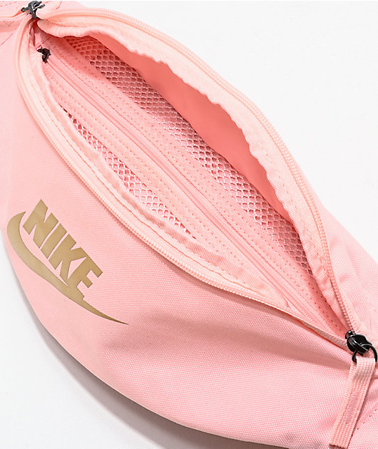 Nike Heritage Pink Fanny Pack