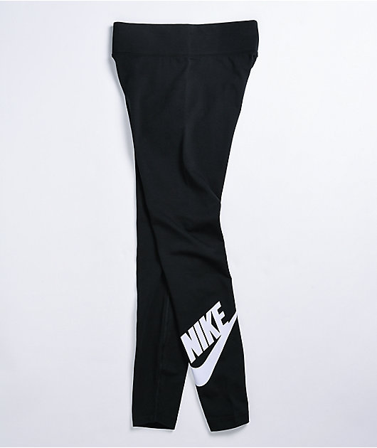 Nike Leg-A-See Black Leggings