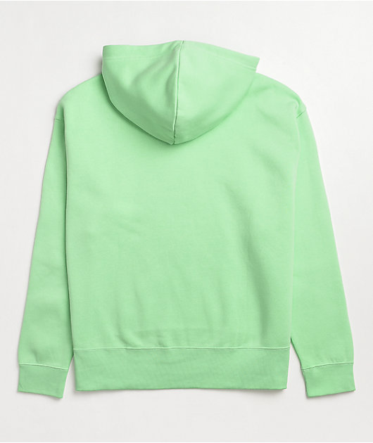 Nike NSW Green Fleece Hoodie