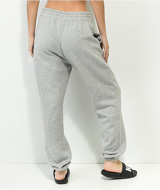 Nike NSW Grey Fleece Sweatpants
