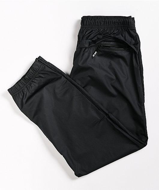 Nike SB Black & FOS Grey Track Pants