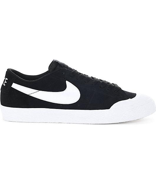 Nike SB Blazer XT Low Black \u0026 White