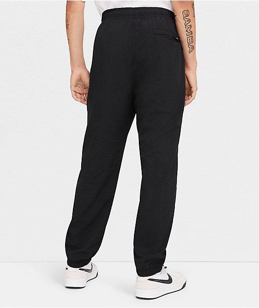 Nike SB Classic GFX Black Track Pants