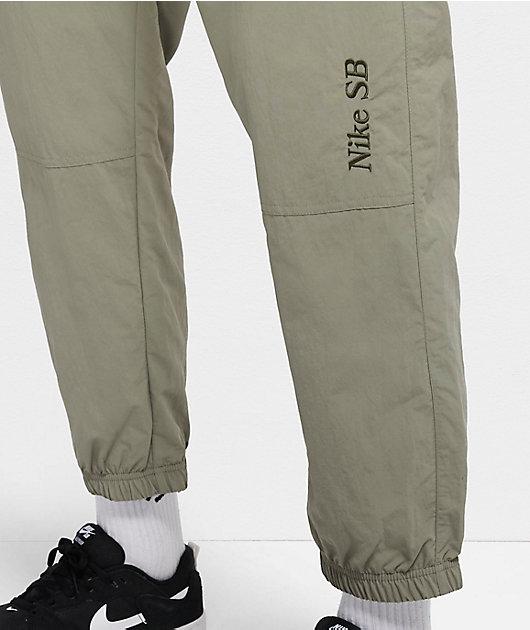 Nike SB Classic GFX Grey Track Pants