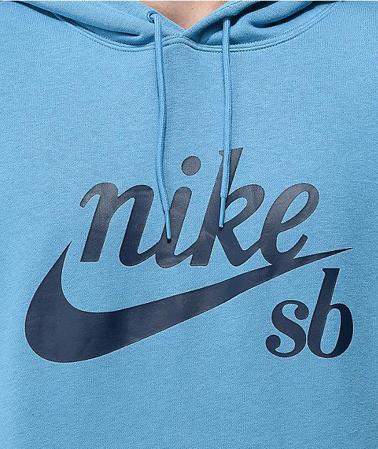 Nike SB Craft Dutch Blue Hoodie