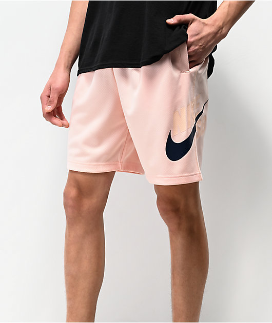 Nike SB Dri-Fit Sunday Pink Shorts