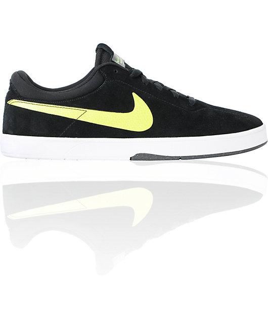 Nike SB Eric Koston 1 Lunarlon Black