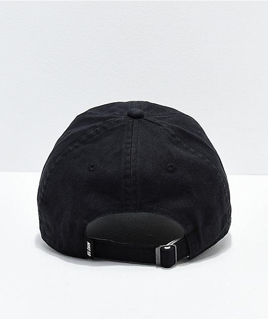 Nike SB H86 Icon All Black Strapback Hat