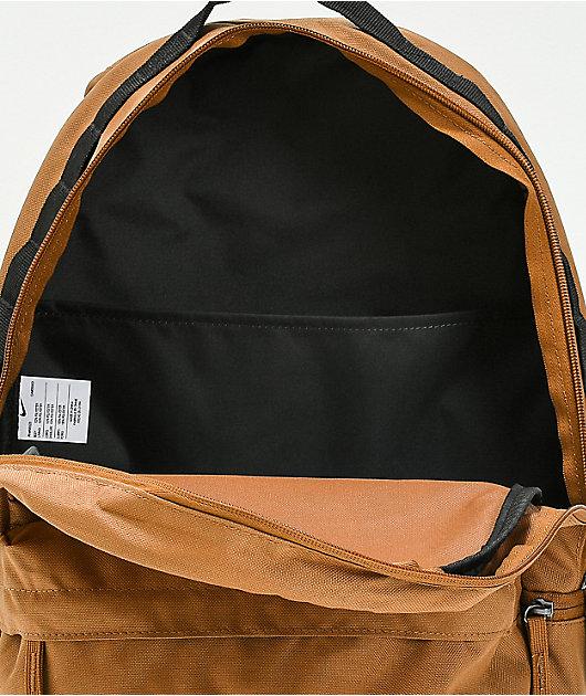 Nike SB Icon Ale Brown mochila marrón