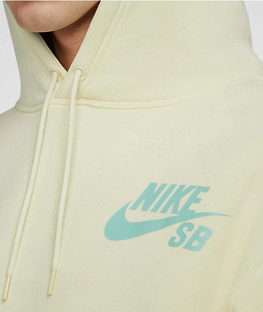 Nike SB Icon Coconut Cream Hoodie