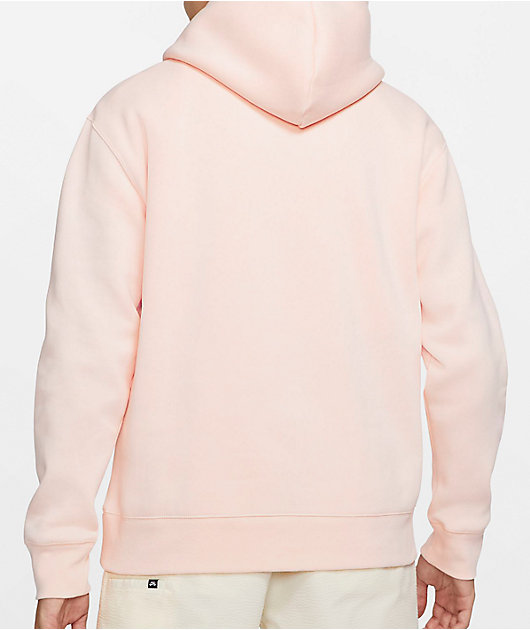 Nike SB Icon Orange Pearl Hoodie