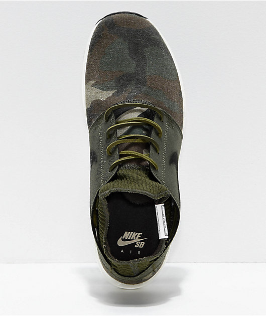 Nike SB Janoski Air Max 2 Premium Camo zapatos de skate