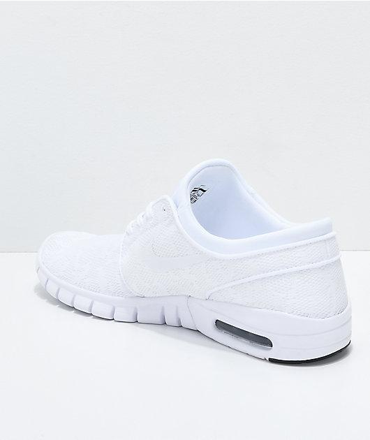 air max janoski blanche