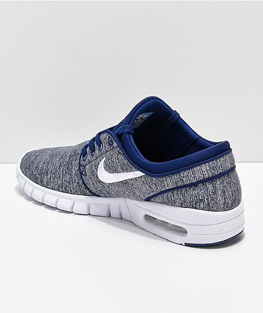 Nike SB Janoski Air Max Blue Void