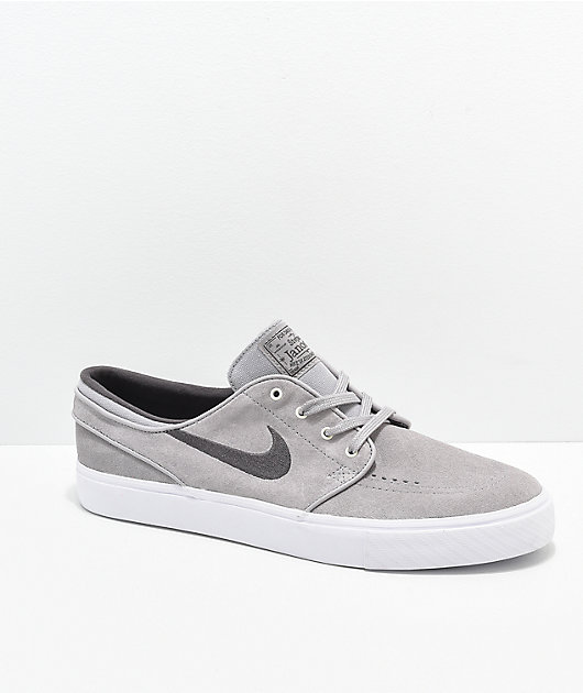 Nike SB Janoski Atmosphere Grey \u0026 White