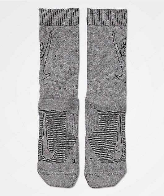 Nike SB Multiplier Grey Crew Socks