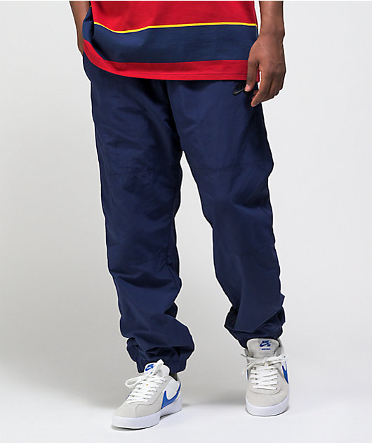 Nike SB Novelty Navy Track Pants